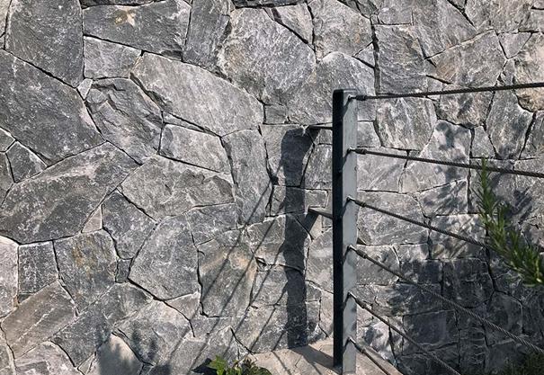 Kamenný obklad skála Evenos Black